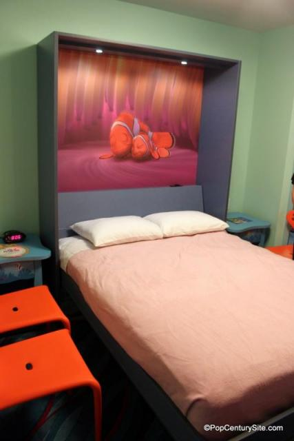 Nemo Table Bed